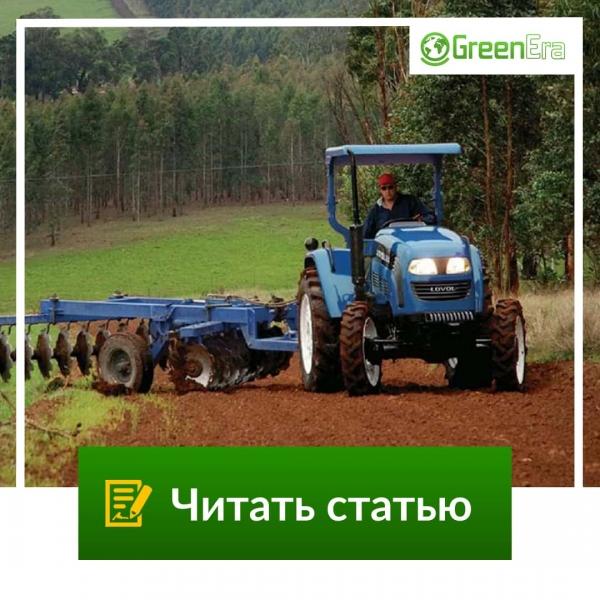 Сфера применения мини-тракторов