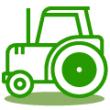 Колесные тракторы