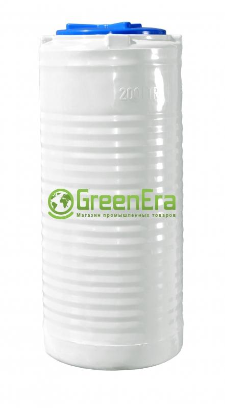 Бочка вертикальная на 100 литров полиэтиленовая
