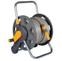 Катушка со шлангом HoZelock 2477 Select 12,5 мм 50 м + 5 коннекторов