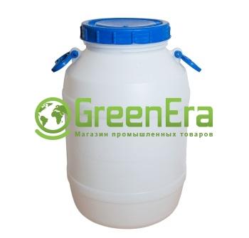 Бидон пластиковый на 50 литров пищевой