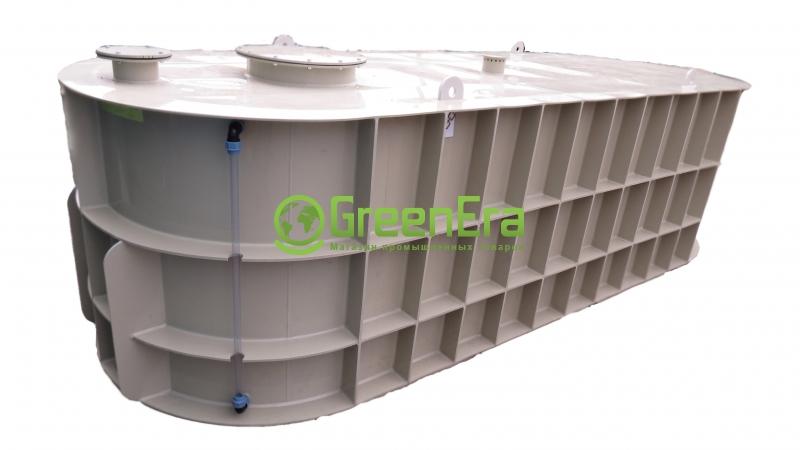 Агро емкость на 8000 литров для перевозки воды и КАС