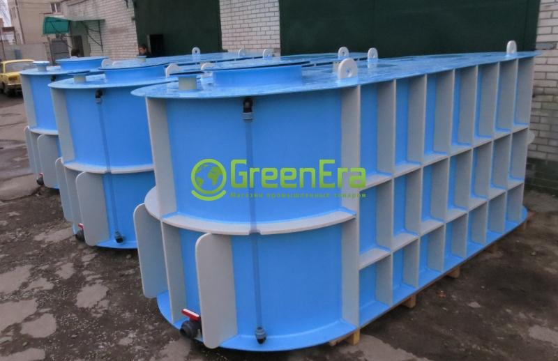 Агро емкость на 10000 литров для перевозки воды и КАС