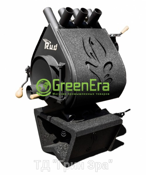Отопительная конвекционная печь Rud Pyrotron Кантри 01 без стекла