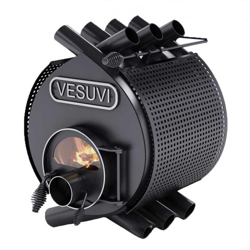 Печь дровяная тип 01 VESUVI до 200 м.куб