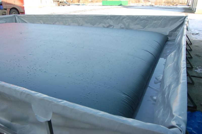 Емкость для удобрений КАС подушка на 40000 литров