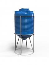 Емкости с конусным дном на 2500 литров