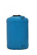 Вертикальная бочка на 100 литров, пластиковая