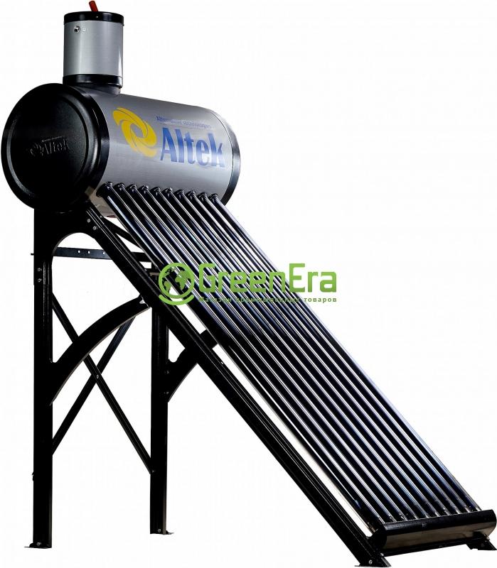 Солнечный коллектор (безнапорный) сезонный  SD-T2L-15 на 150 литров