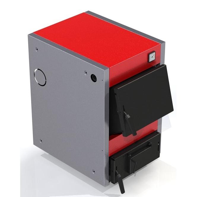Твердотопливный котел ProTech STANDARD плюс ТТ-15 кВт