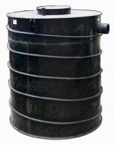 Жироулавливатель промышленный подземный СЖК 21.6-2.5