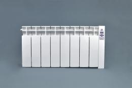 Электрорадиатор Оптимакс низкопольный на 8 секции 8 м2