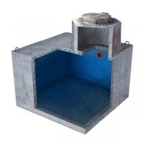 Выгребная яма бетонная на 3500 литров