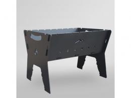 Мангал складной Vesuvi Company 4 мм