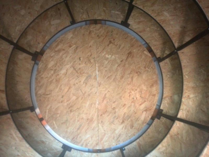 Погреб пластиковый Стандарт 7,5м3