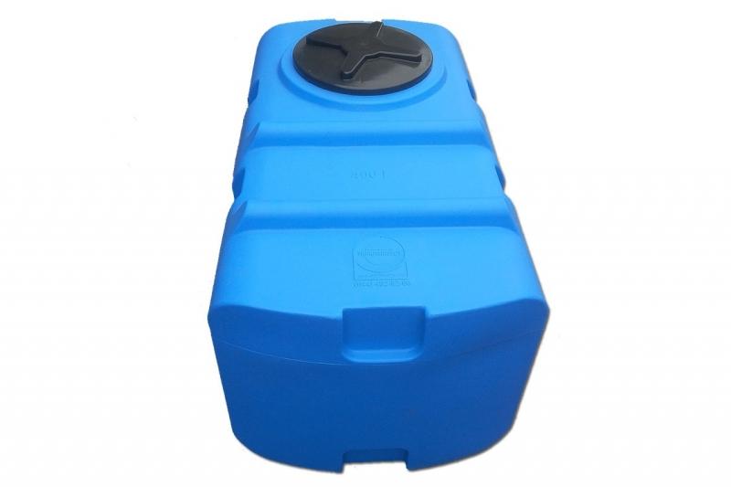Прямоугольная емкость на 300 литров серия SK