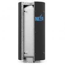 Теплоаккумулятор NEUS TA0 (0°, 90°, 180°) с утеплителем 1000л (без теплообменника)