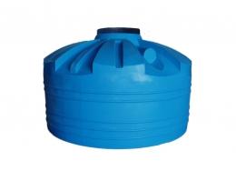 Вертикальная емкость на 5000 литров (бочка 5 м3) пластиковая тара