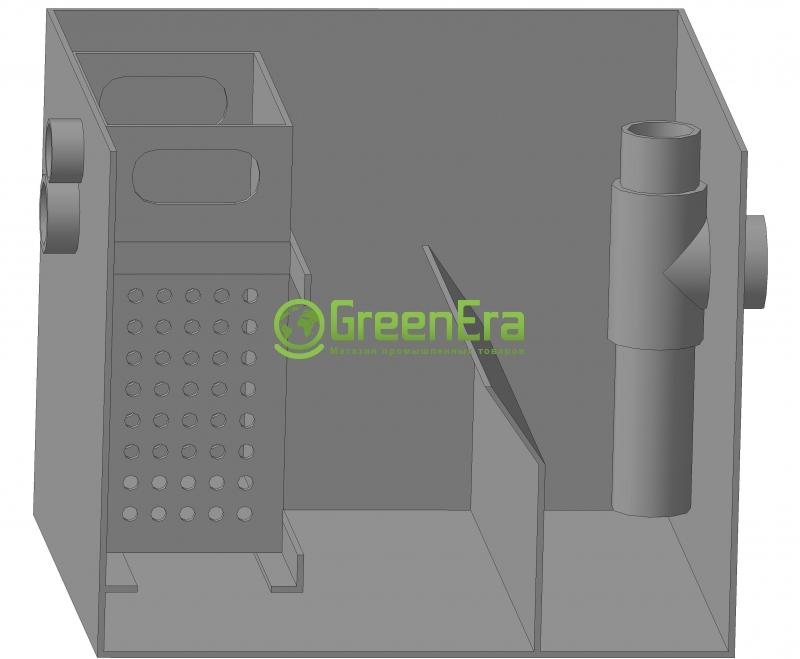 Жироуловитель GreeN-OIL-210 ECO